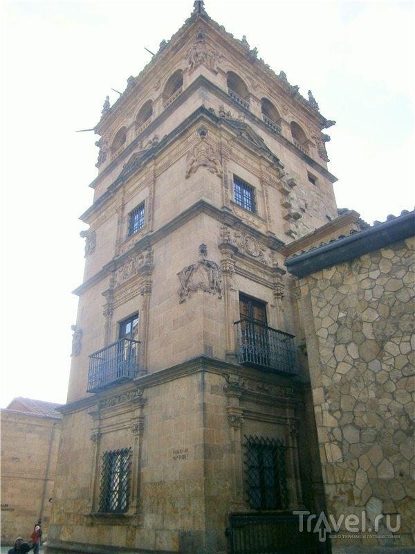 Золотая Саламанка / Испания