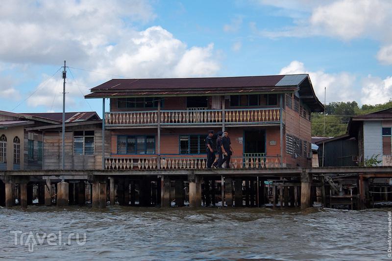 Бруней. Бандар-Сери-Бегаван: город на воде / Фото из Брунея