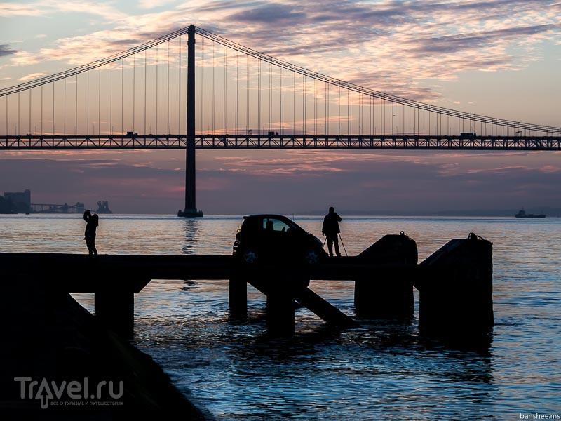 Вечерний Лиссабон / Португалия
