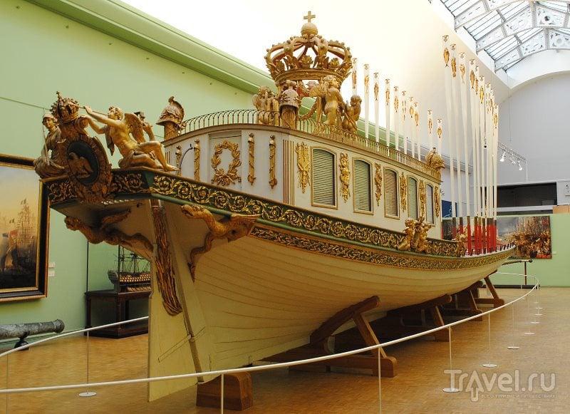 Музей флота (Musée national de la Marine) / Франция