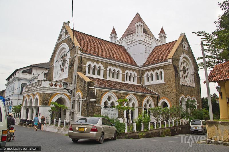 Европейские улочки и самый большой форт в Азии. Галле / Фото со Шри-Ланки