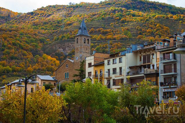 Sort - муниципалитет в Испании / Испания