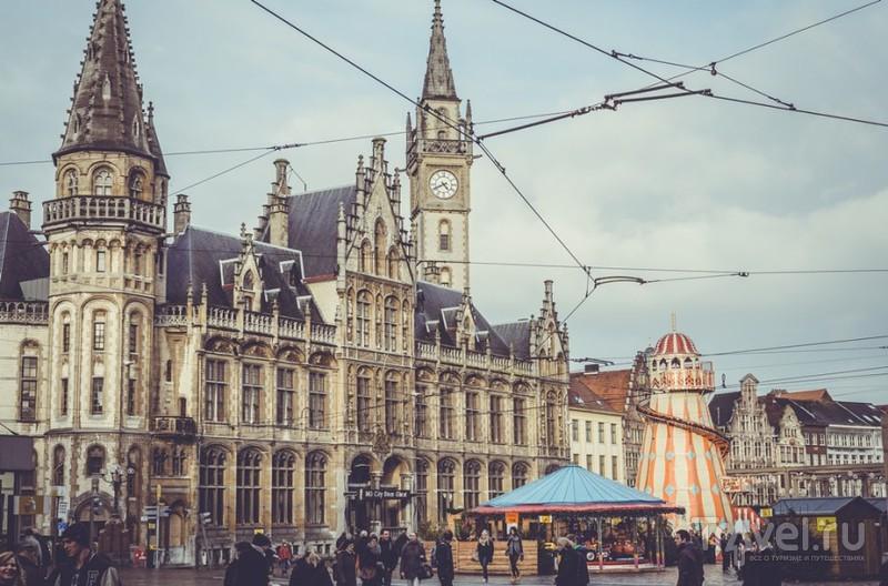 Улицы Гента / Бельгия