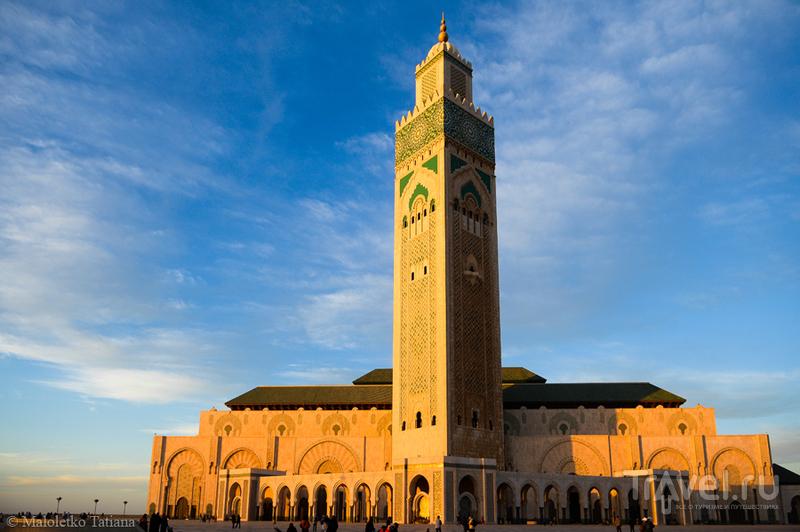 Марокко. Касабланка / Фото из Марокко