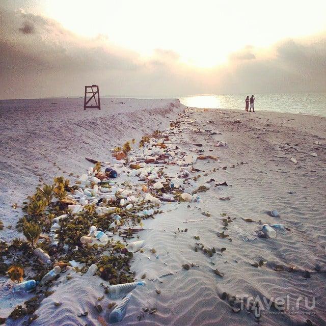 Мадьдивы не для всех: острова Мале и Тулусду / Мальдивы