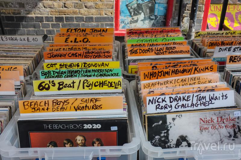 Лондон в марте. Camden Town / Фото из Великобритании