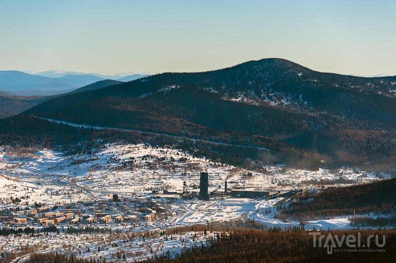 Шерегеш - самый снежный курорт России / Фото из России