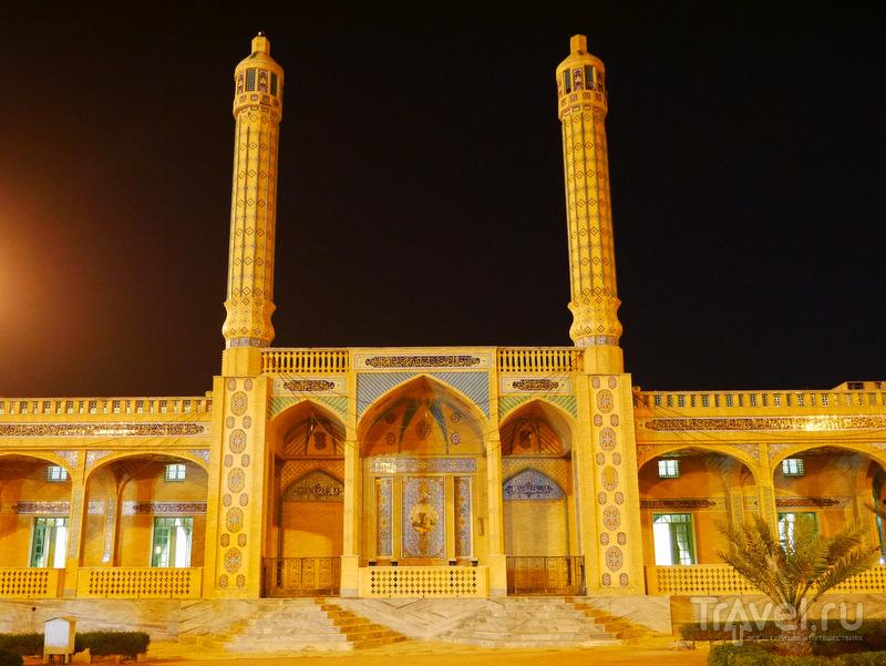 Остров Киш (Иран) - жемчужина Персидского залива / Иран