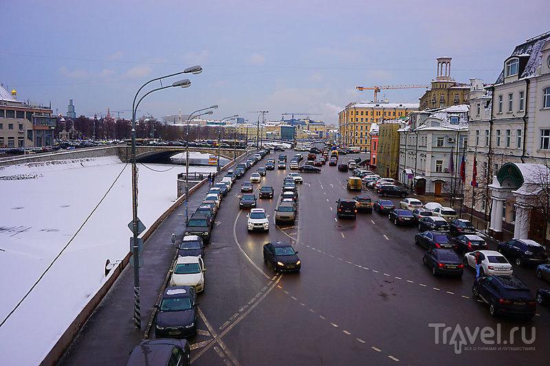 От Пятницкой улицы до Арбатской площади / Россия