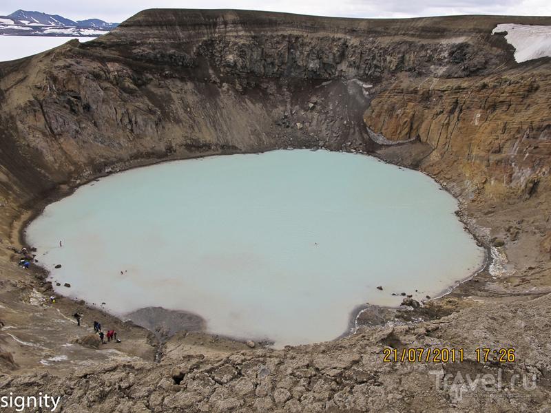 """Невероятная Исландия """"по полочкам"""". Центр пустоты и столица / Исландия"""