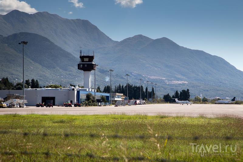 Тиват и его окрестности / Фото из Черногории