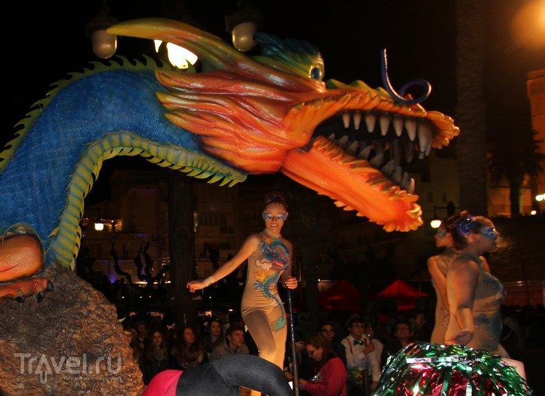 Карнавал в Ситжесе / Испания