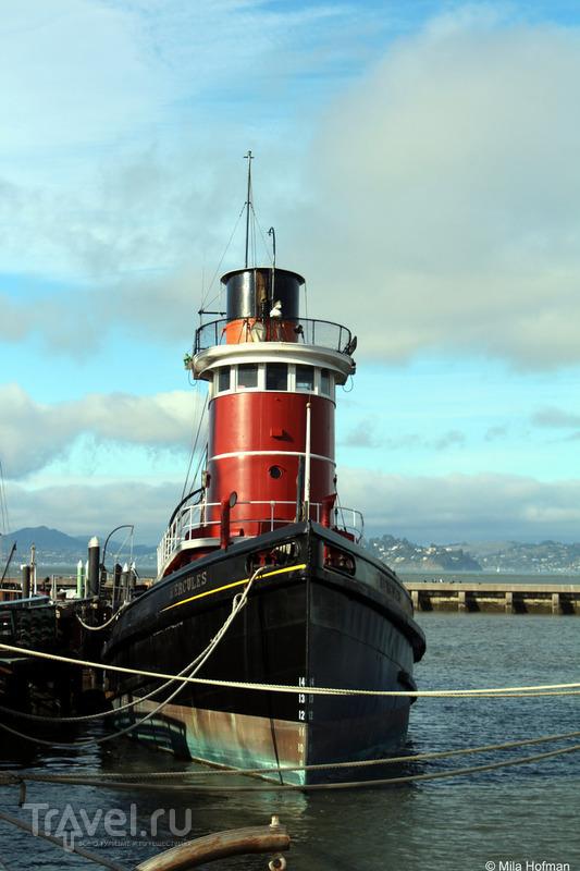San Francisco Maritime Park / США