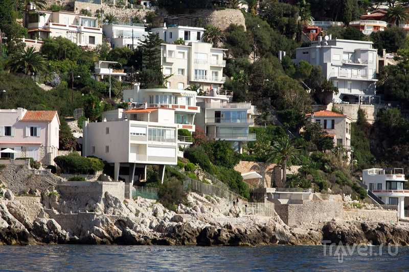 Бухта Виллефранш и почему хорошо, когда планы меняются / Монако