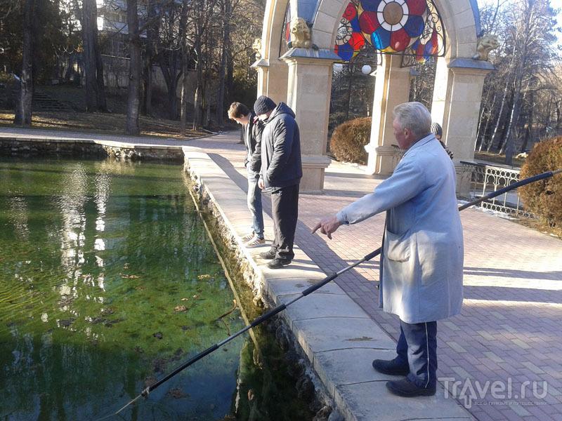 Место, где всегда есть деньги / Россия