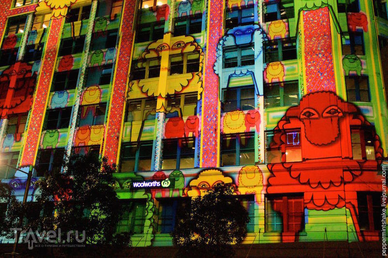 Китайский новый год в Сиднее / Австралия
