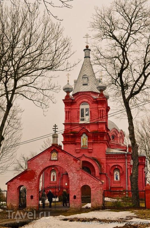 Однодневное путешествие по Ленинградской области: из Питера в Ивангород / Россия