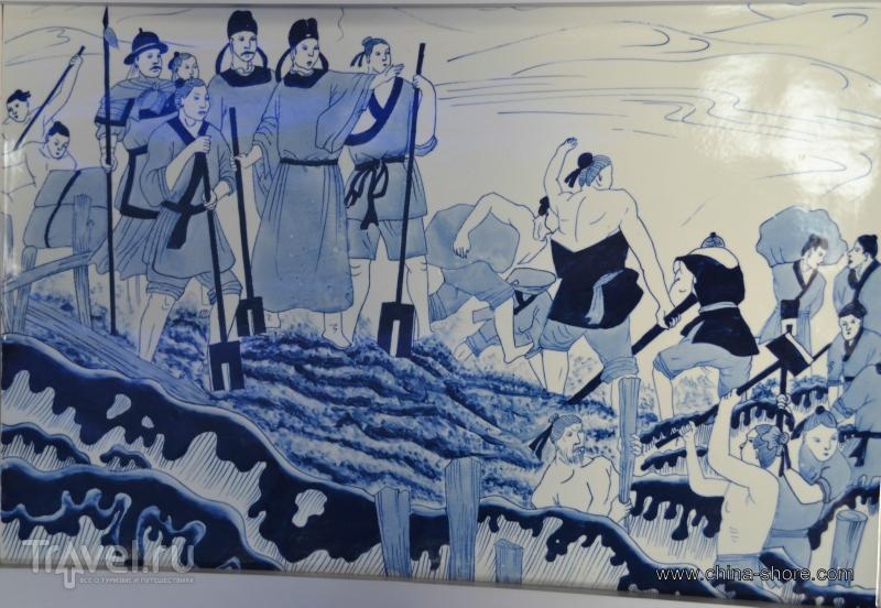 Музей Го Шоуцзина / Китай
