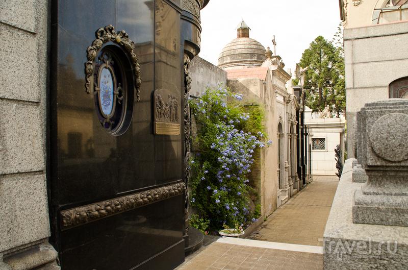 Аргентина. Кладбищенские истории / Аргентина