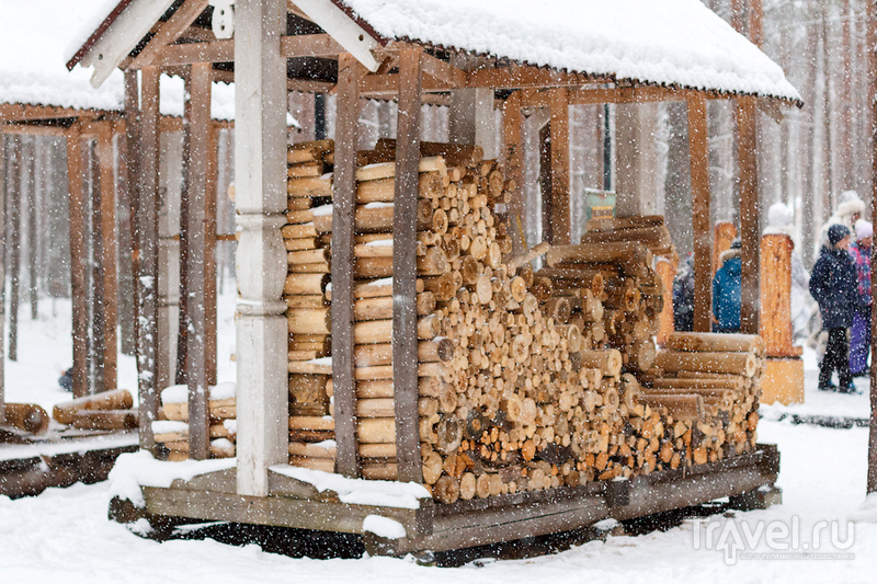 Тропа сказок Деда Мороза / Россия