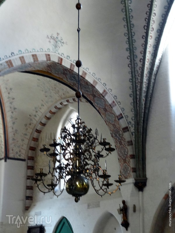 Любек святой: церковь Святого Якоба и Больница Святого Духа / Германия