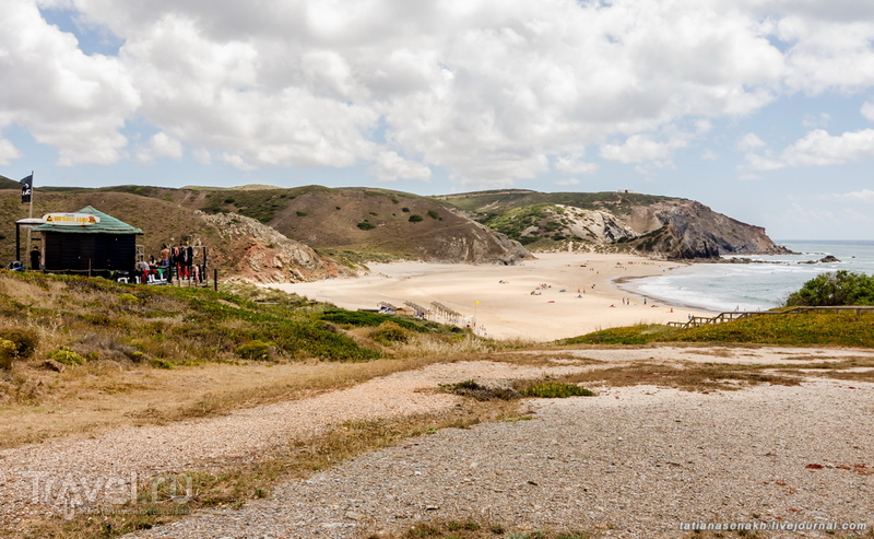 Amado Surfschool - Carrapateira / Фото из Португалии