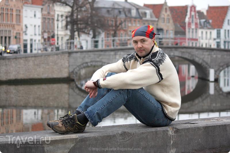 Однажды в Брюгге / Бельгия