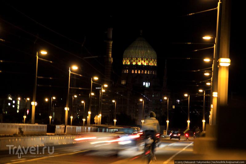 Дрезденская ночь / Фото из Германии