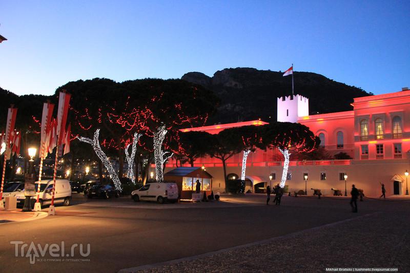 Ночное Монако / Монако