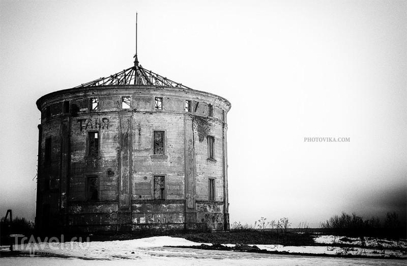 Башня инженера Инка и неправильные координаты в сети / Россия