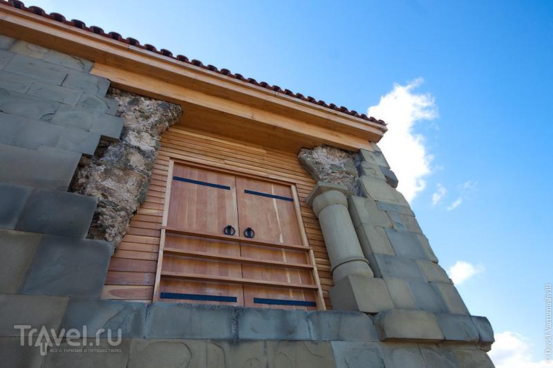 Грузия, храм Джвари / Фото из Грузии