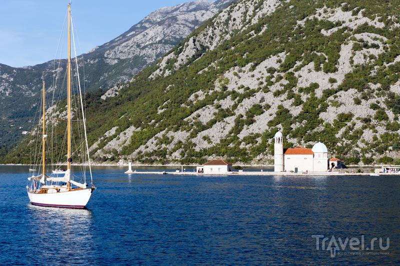 Бока Которска. Наверное, самый живописный залив в Европе / Фото из Черногории