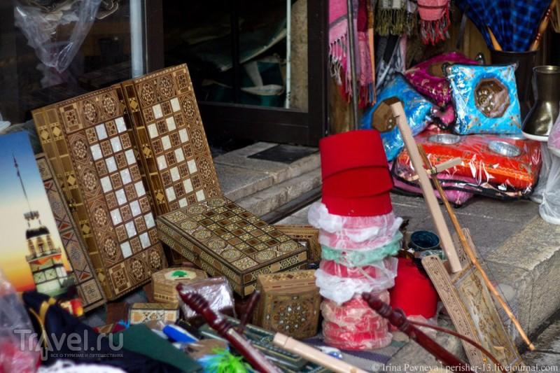 Рынок в древнем Библосе или что купить у финикийцев? / Ливан