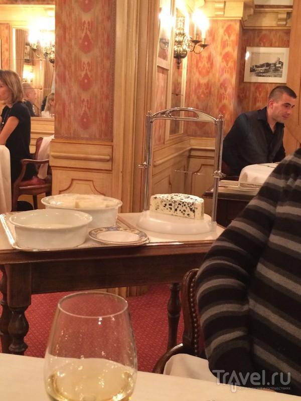 Ресторан l'Auberge du Pont de Collonges Поля Бокюза. 3* Мишлен / Франция