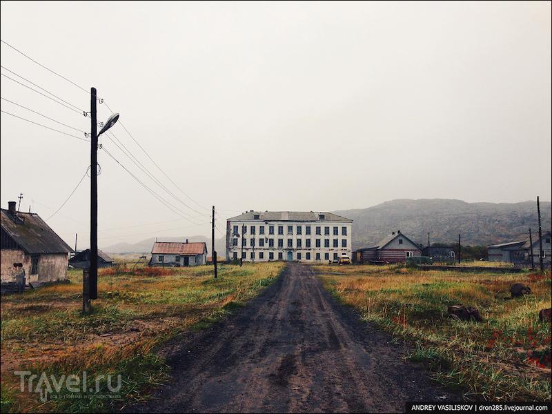 Териберка. Взгляд изнутри / Россия
