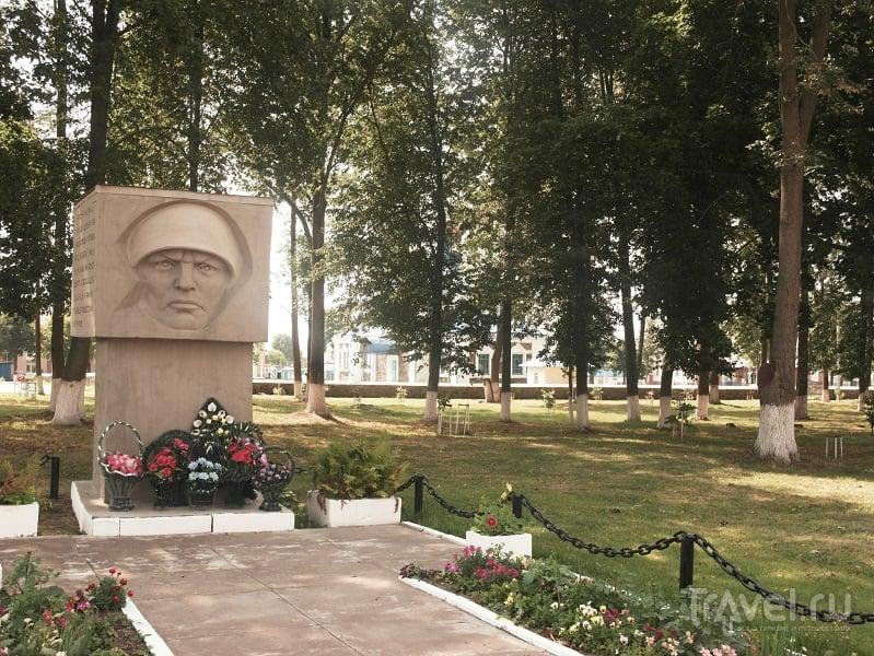 Докшицы - у истока Березины / Фото из Белоруссии