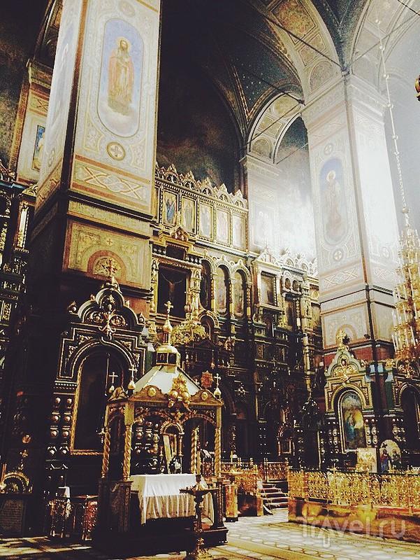 Елец, Липецкая область:  К. Тон и Вознесенский Собор / Россия