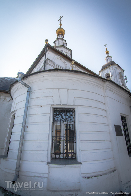 Выходная прогулка к трём храмам / Россия