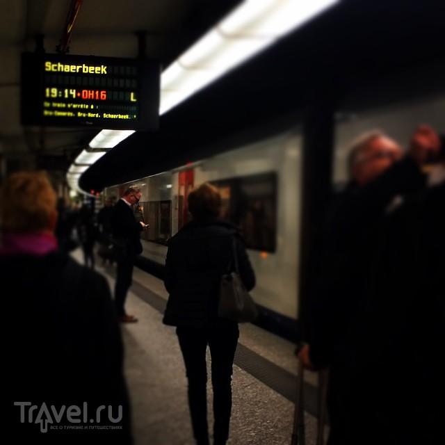 Железнодорожное / Бельгия