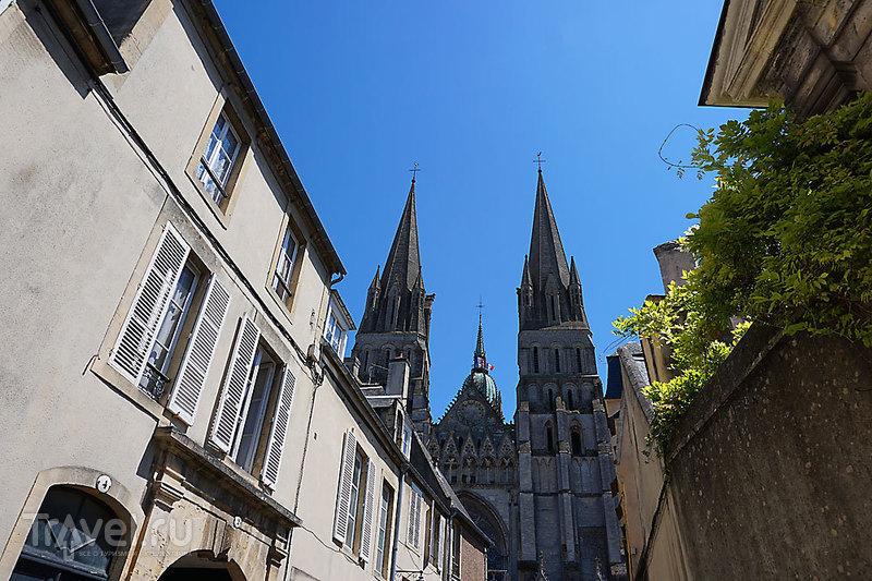 Байё  - город одного гобелена / Франция