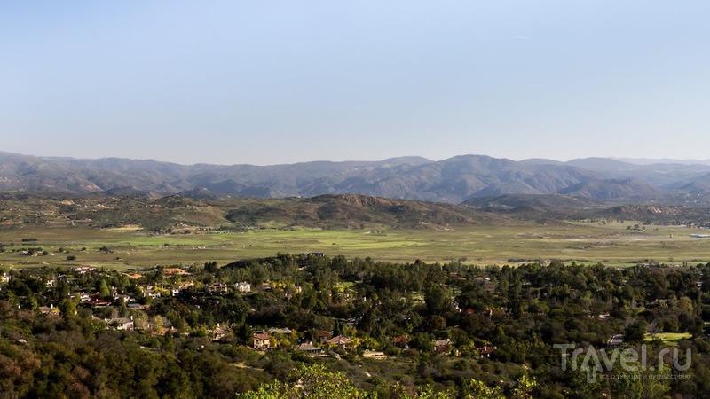 Калифорния, гора Вудсон / США