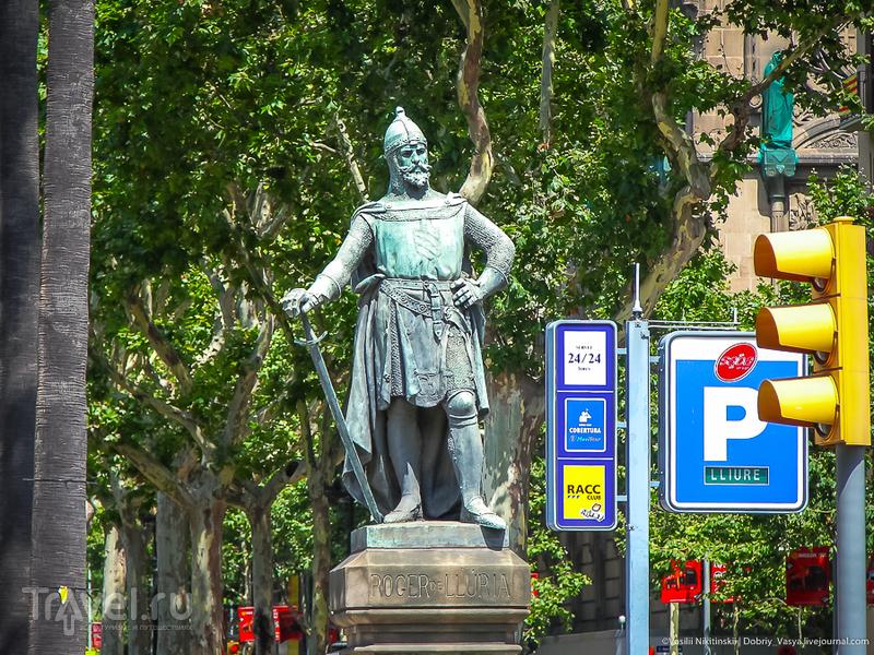 На месте военной крепости... / Испания