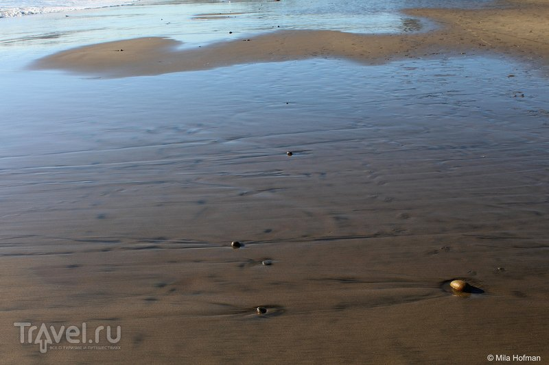 Пляж Seacliff / США