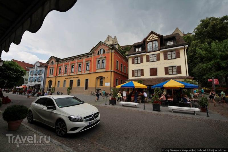 Прогулка по Меерсбургу / Фото из Германии