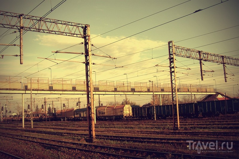 Тересполь, Польша... пограничье в культуре / Белоруссия