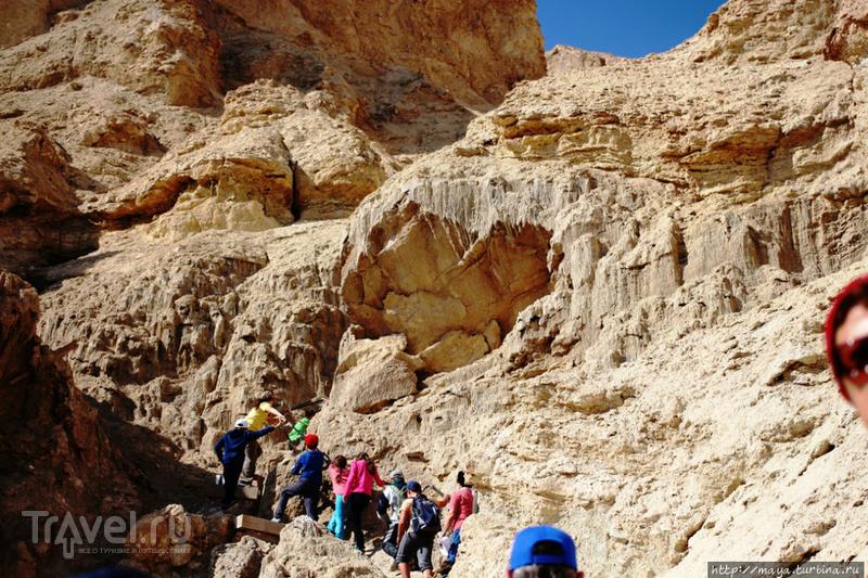 Загадки Иудейской пустыни: где находятся Содом и Гомора? / Фото из Израиля
