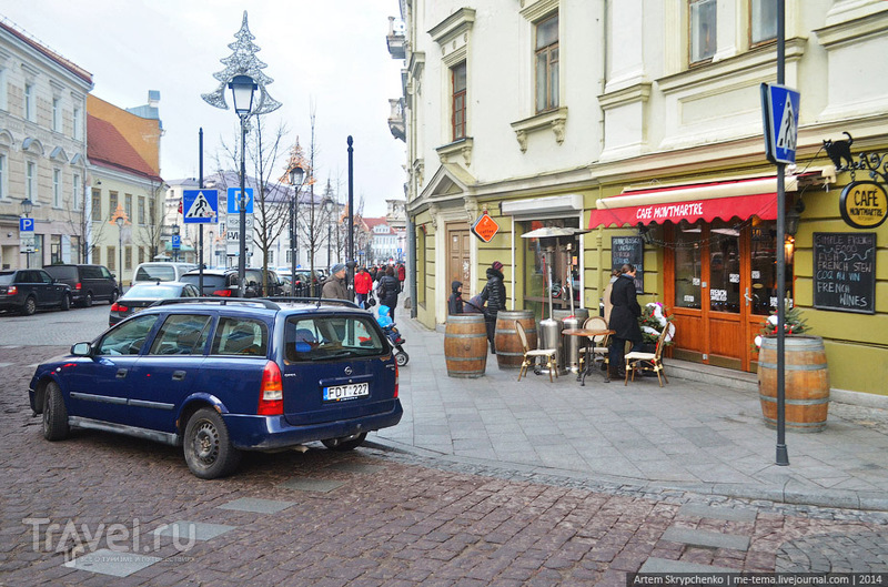 Вильнюс. Старый город / Литва