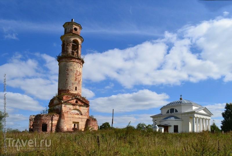 Необычные церкви в Липецкой области / Россия