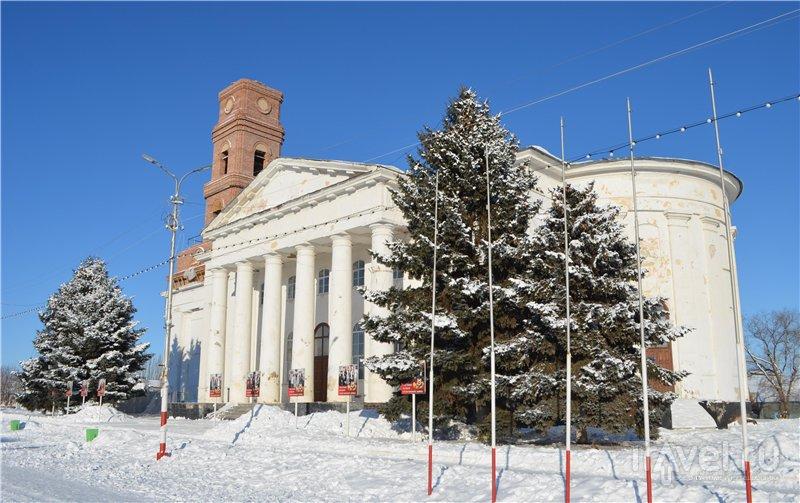 Заволжская готика / Россия