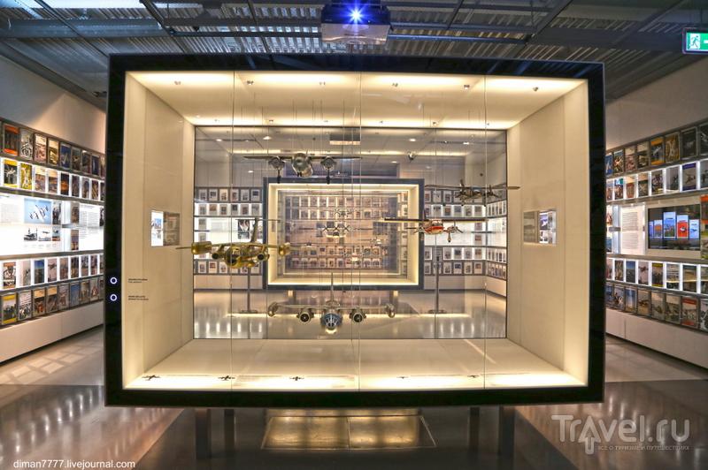 Dornier музей во Фридрихсхафене / Германия